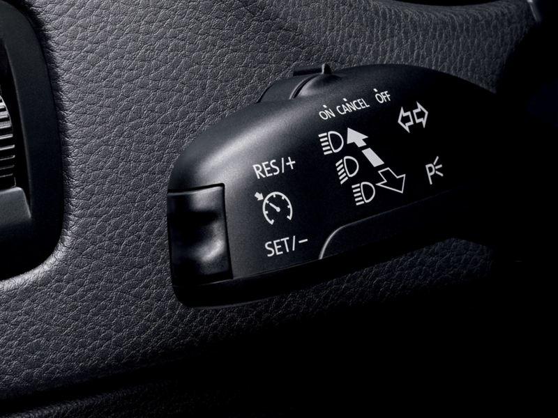 Polo sedan cruise control
