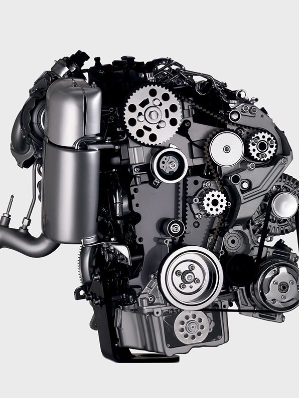polo sedan engine