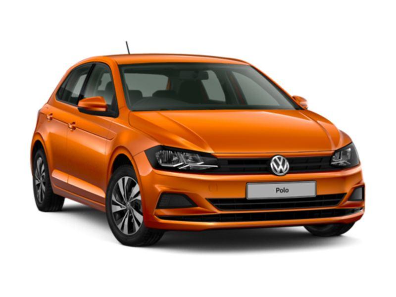 Polo Trendline Orange