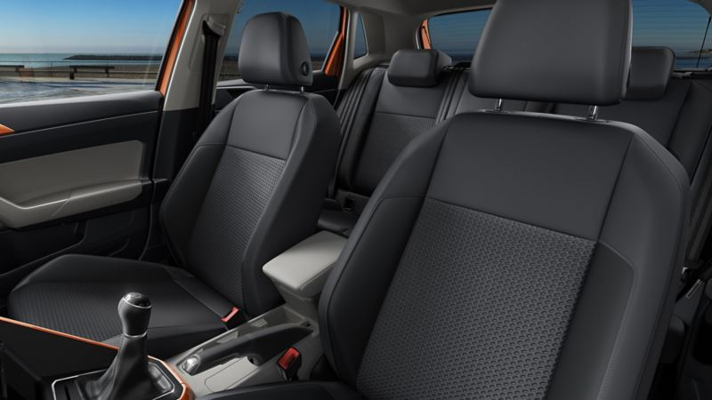 Polo Comfortline seat Slash