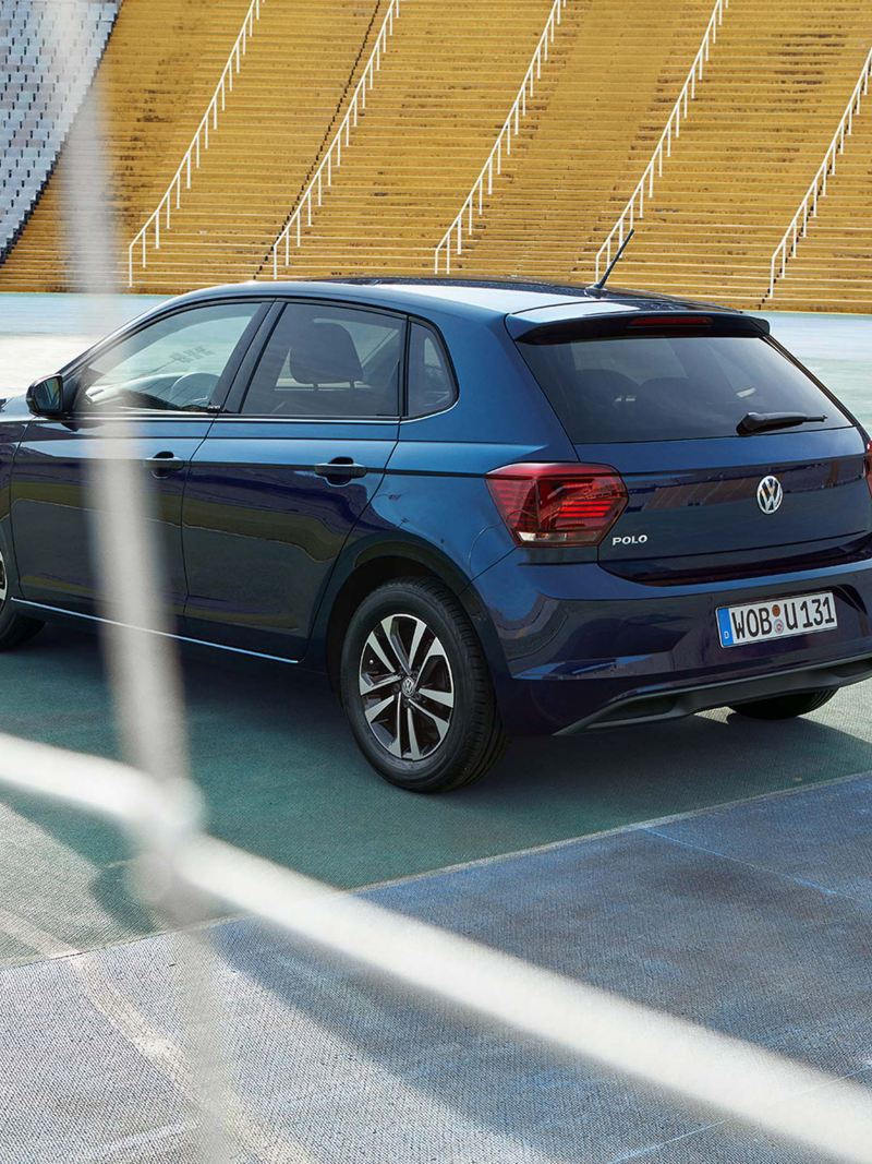 The Volkswagen Polo UNITED