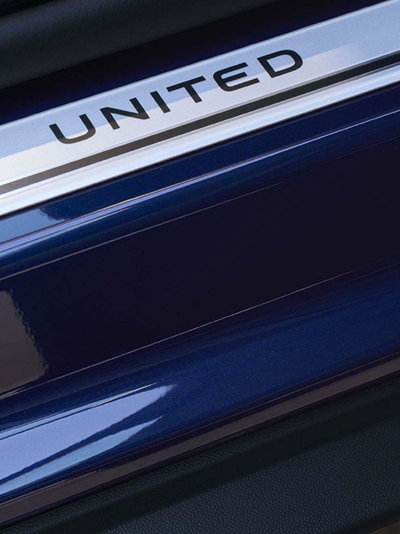 T-Cross UNITED Sill panel trim