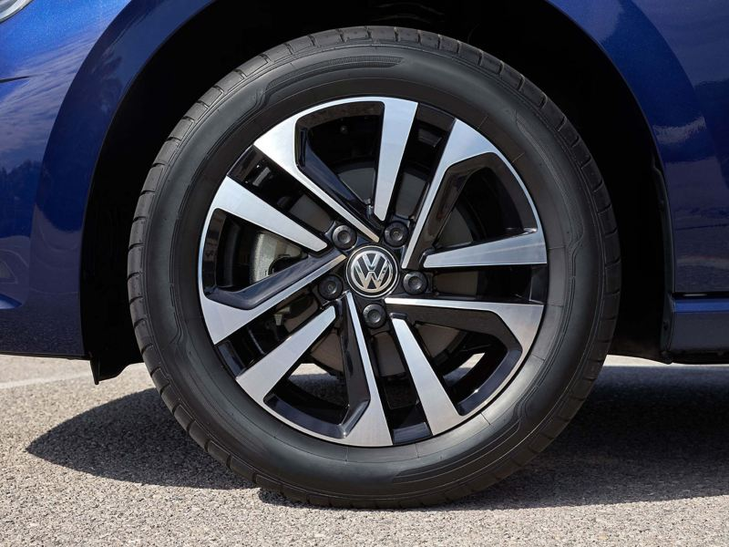 Dublin alloy wheels
