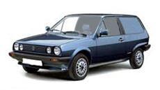 Volkswagen Polo Van Introductie in 1984