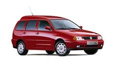 1999 Polo Variant Van