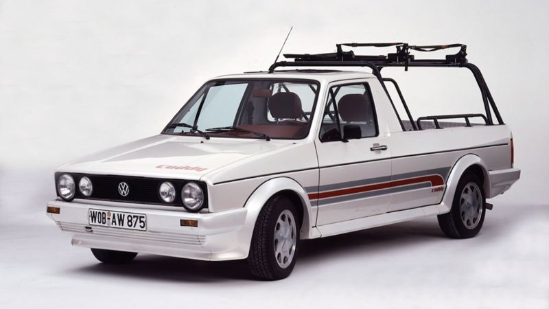 VW Caddy 1991