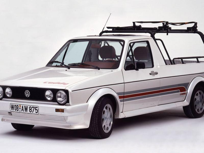 VW Caddy 1991