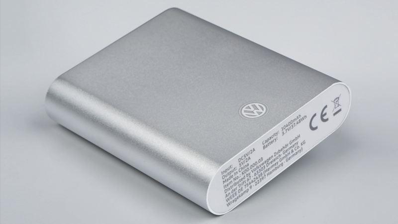 Power Bank Volkswagen