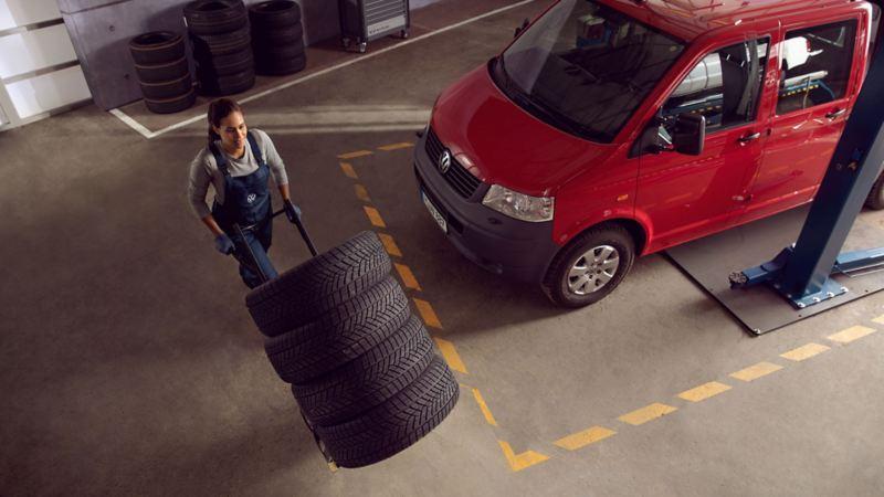 Promociones postventa Volkswagen Vehículos Comerciales