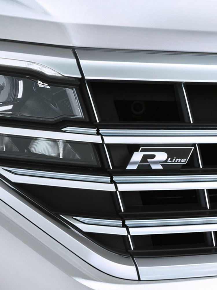 touareg r-line package