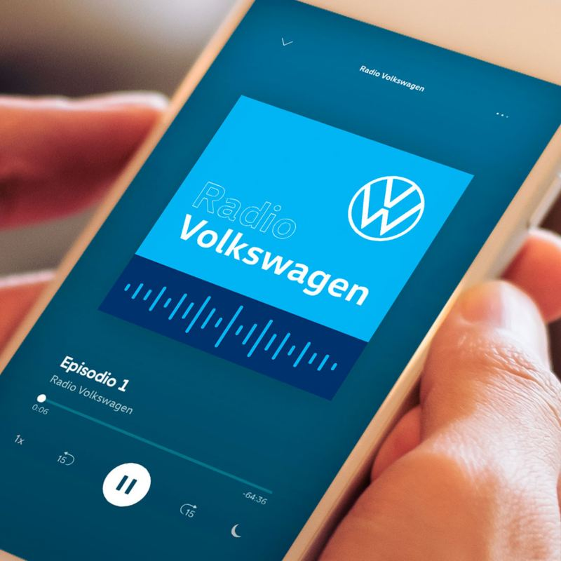 Radio Volkswagen - Podcast de VW México con tendencias, consejos disponible en Youtube y Spotify