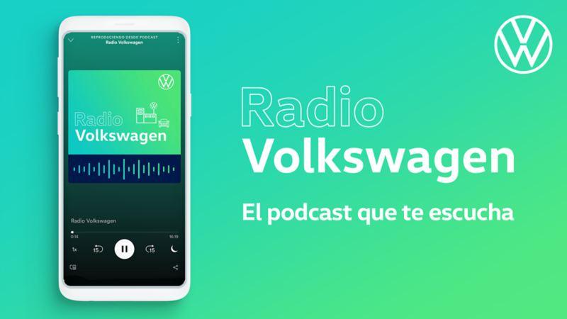 Conoce más sobre Radio Volkswagen, el podcast que te informa sobre noticias, entrevistas y mucho más.