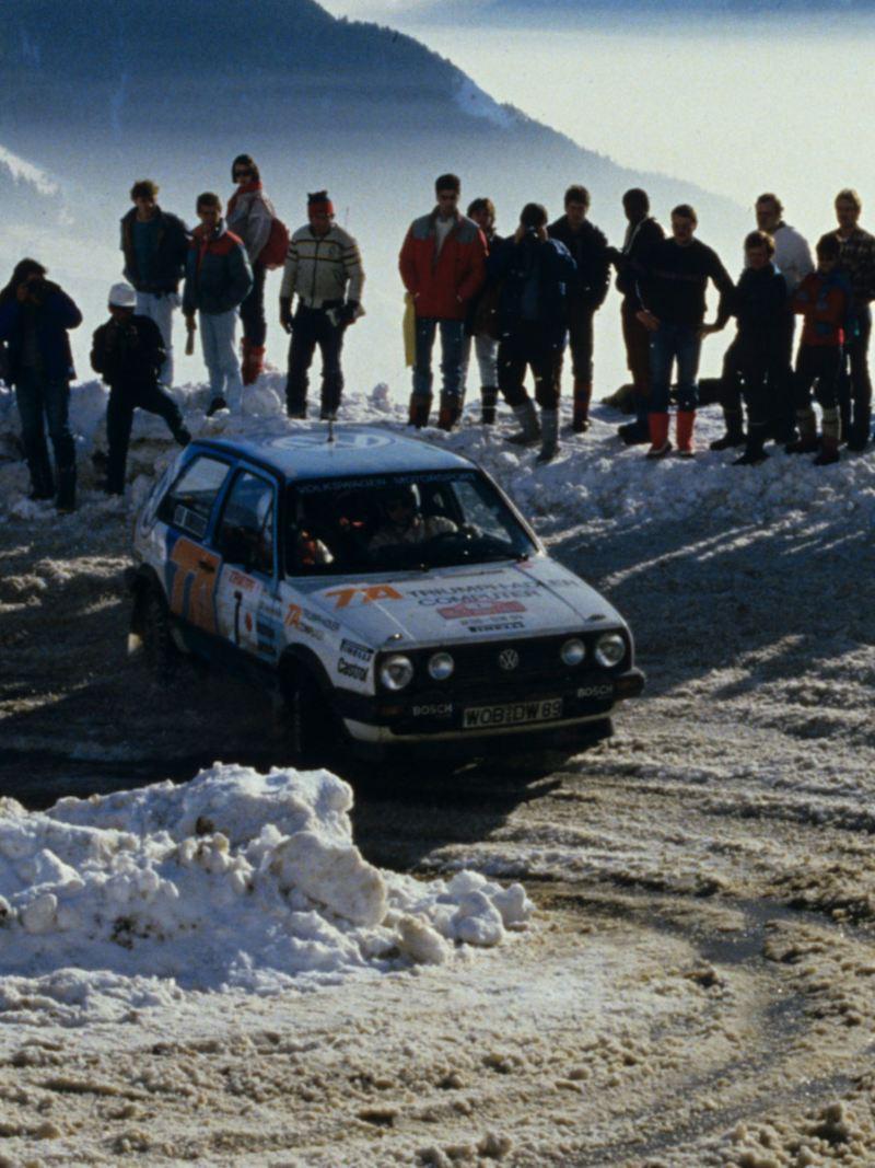 Rally i Monte Carlo 1986