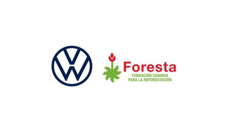 Volkswagen Canaria y Foresta Campaña Reforestación