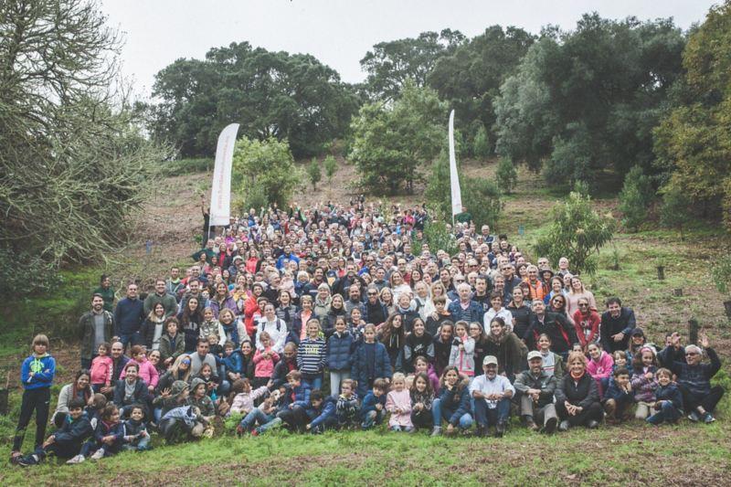 Campaña Volkswagen Canarias Reforestación