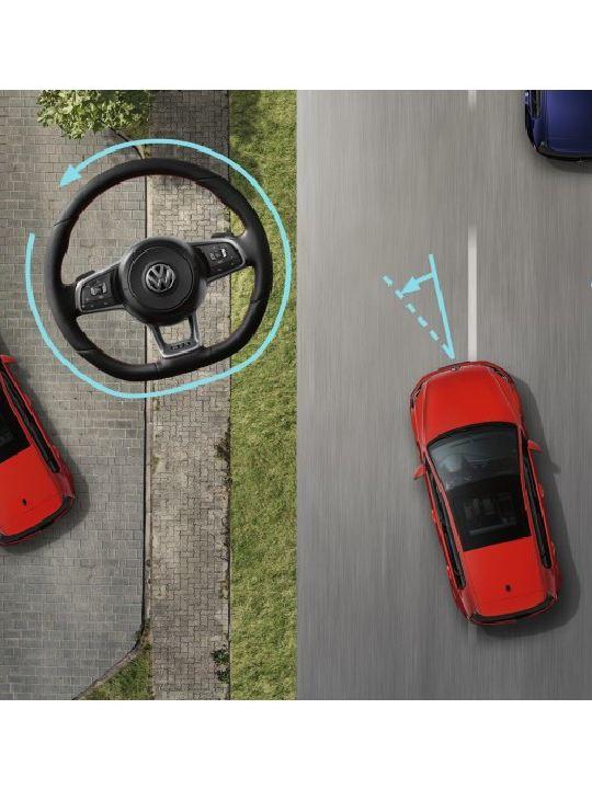Progressive Steering 動態齒比轉向輔助系統