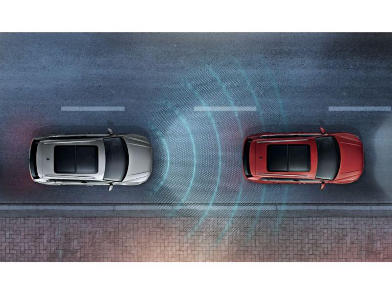 ACC 主動式固定車距巡航系統
