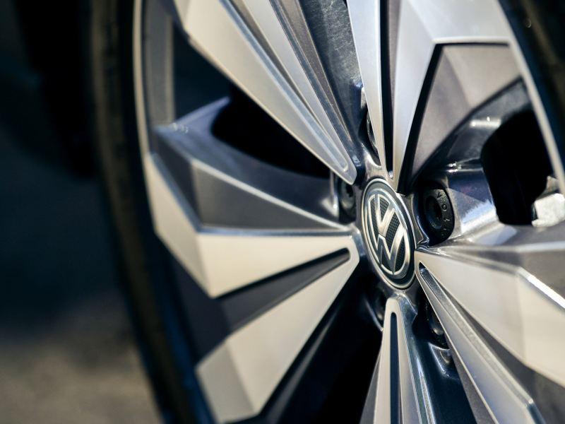 """Rines de aluminio de 17"""" de Nuevo T-Cross Volkswagen"""