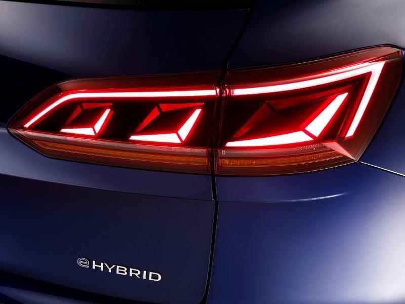 VW Touareg R Hybrid Rücklichter