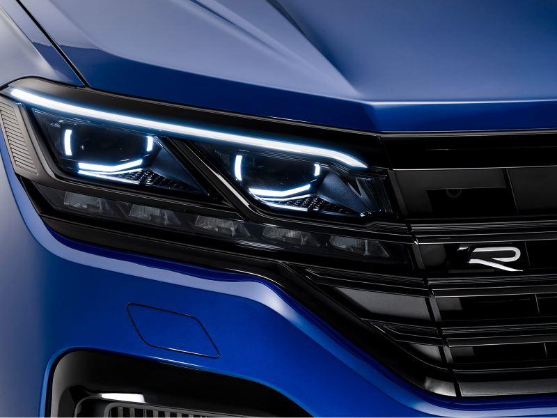 VW Touareg R Frontlicht