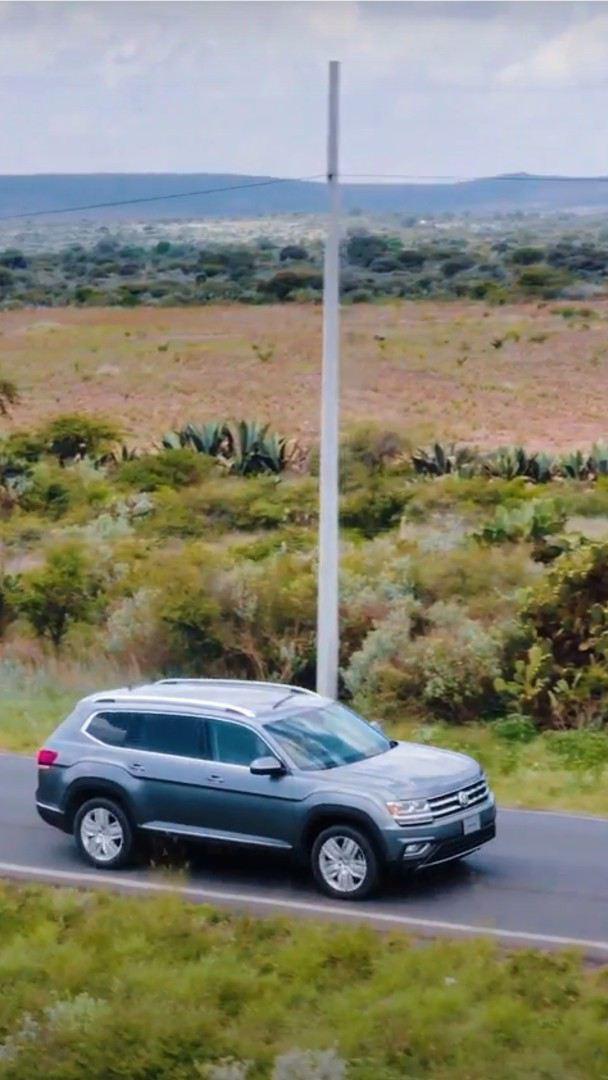 Viaja con tu familia en un Teramont VW