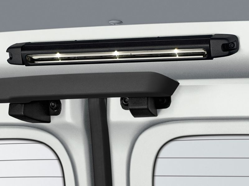 caddy kombi roof pillar lights