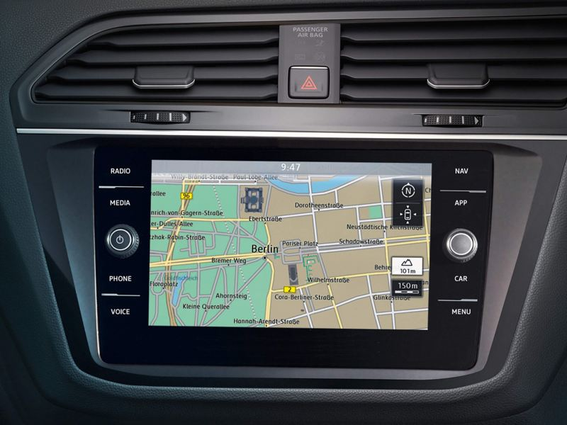 A navigation system