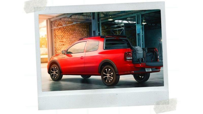 Saveiro 2021, la camioneta pickup VW. Un excelente regalo de Navidad para ti y tu negocio