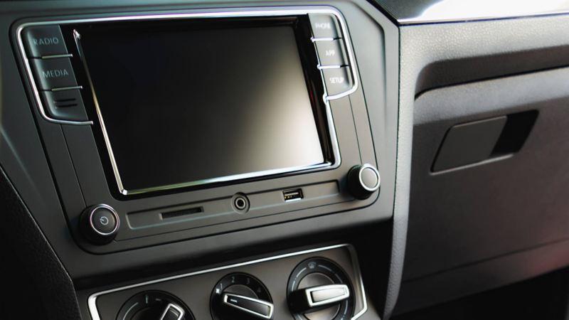 Interior radio