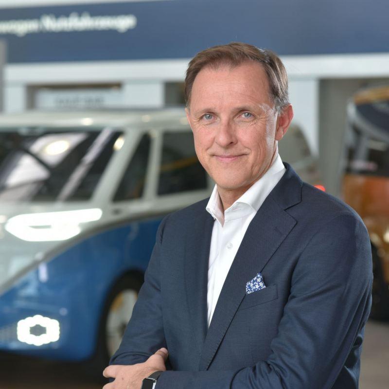 Thomas Sedran nowym prezesem odpowiedzialnym za lekkie samochody dostawcze w ACEA - Europejskim Stowarzyszeniu Producentów Samochodów