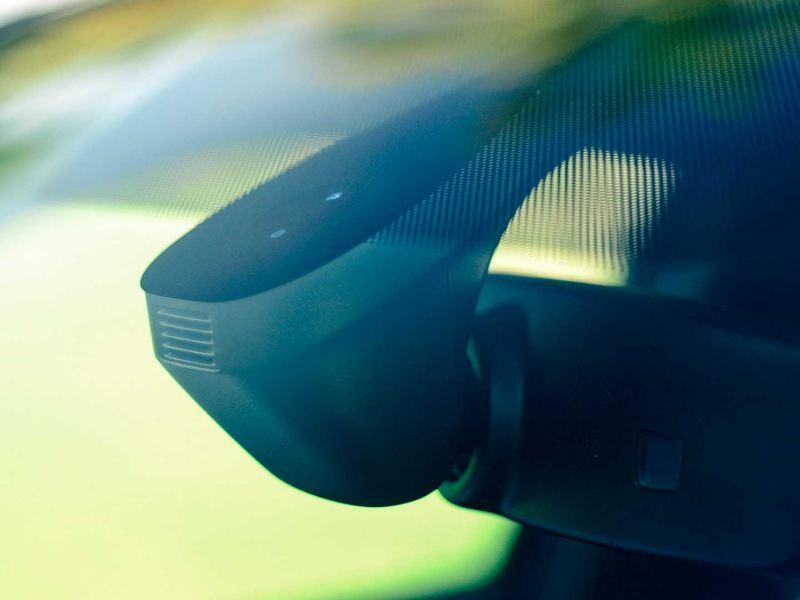 Sensor de lluvias en Nuevo T-Cross de Volkswagen