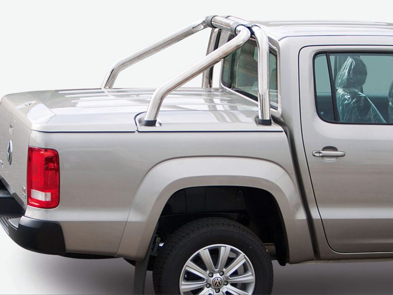 Amarok lockable hard tonneau cover 3 piece