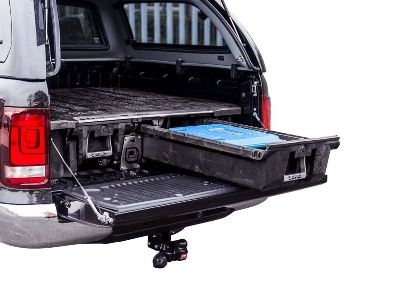 Truckman decked bed drawers