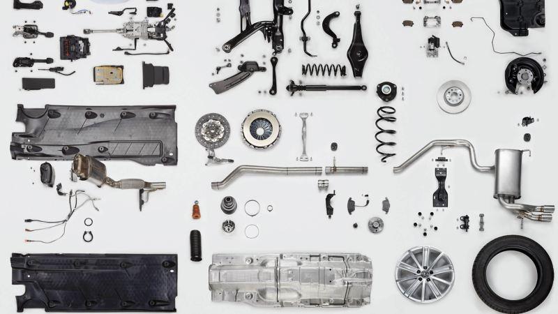 genuine Volkswagen Commercial Vehicles parts