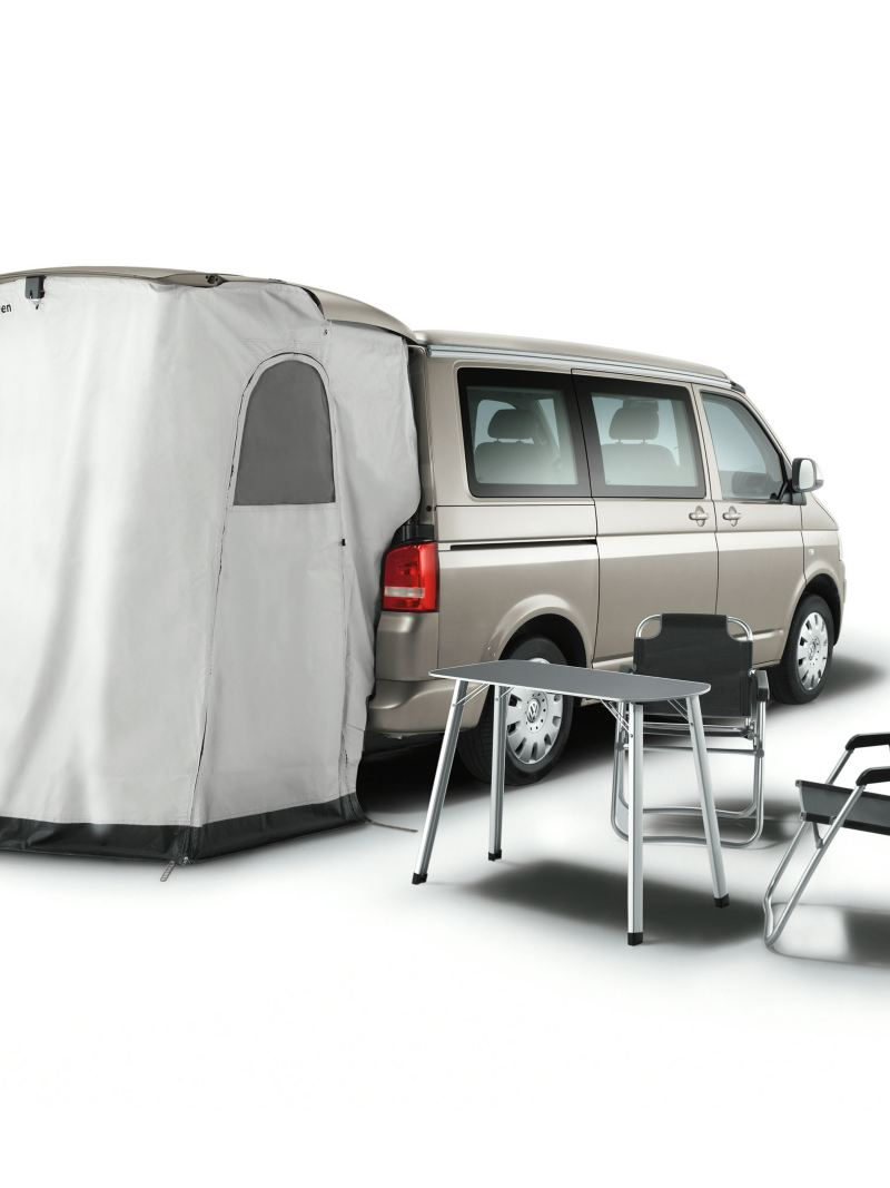 Volkswagen California Shower Tent