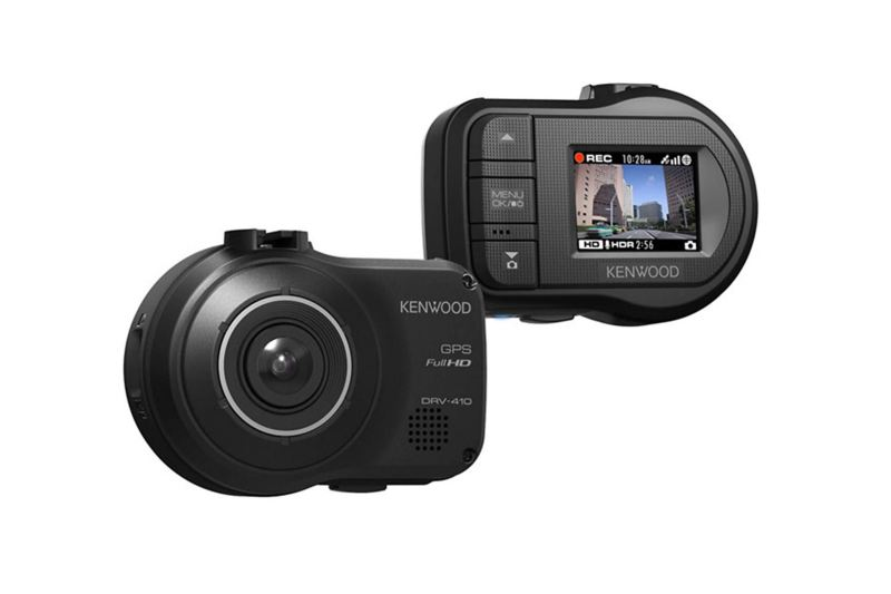 Kenwood Dashboard Camera