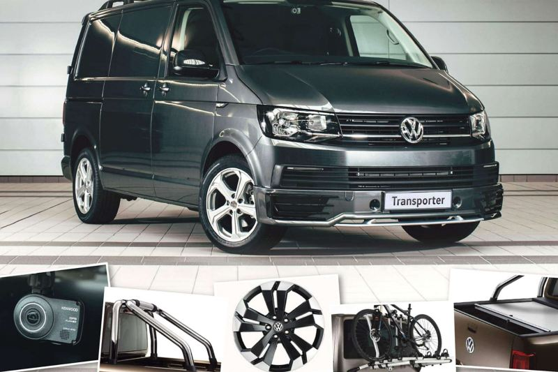 Transporter tyres and accessories