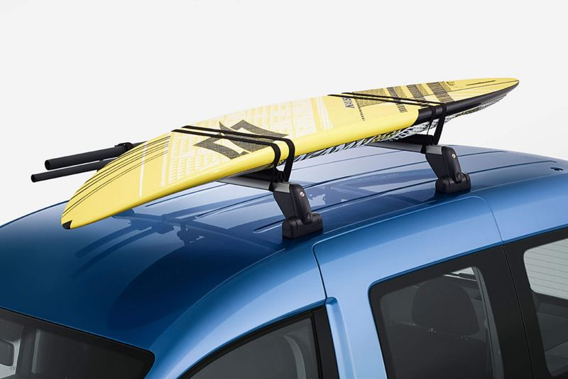 An image showing the surfboard holder accessory for the Caravelle.