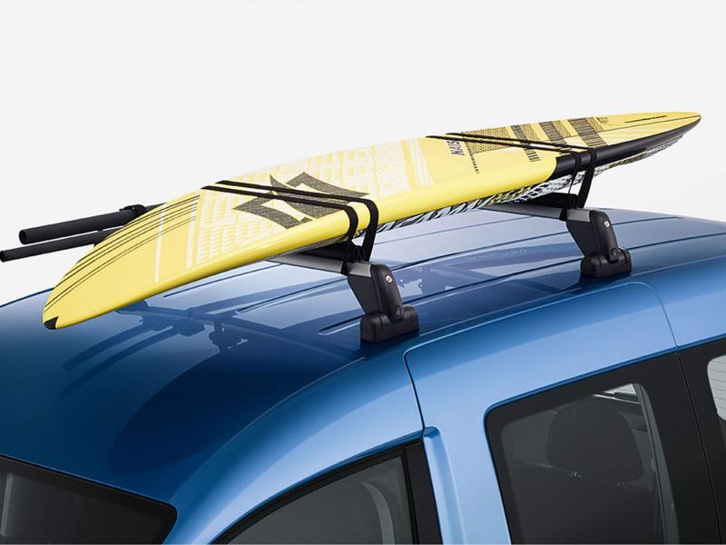 Surfboard holder and campervan accessories