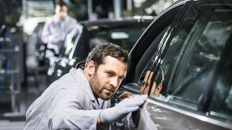 Volkswagen 車輛防疫