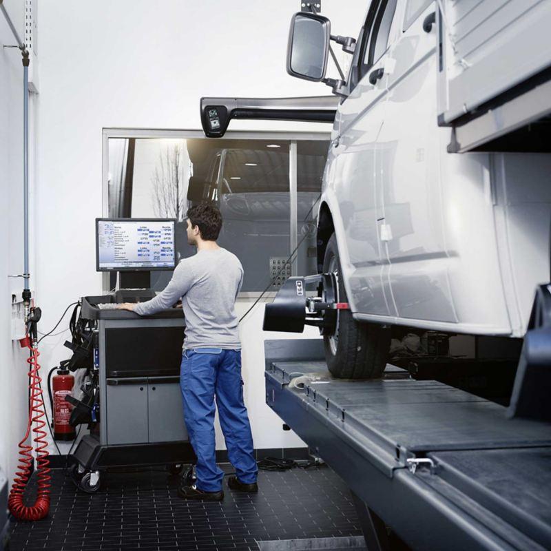 Réparateurs Agréés Volkswagen Véhicules Utilitaires