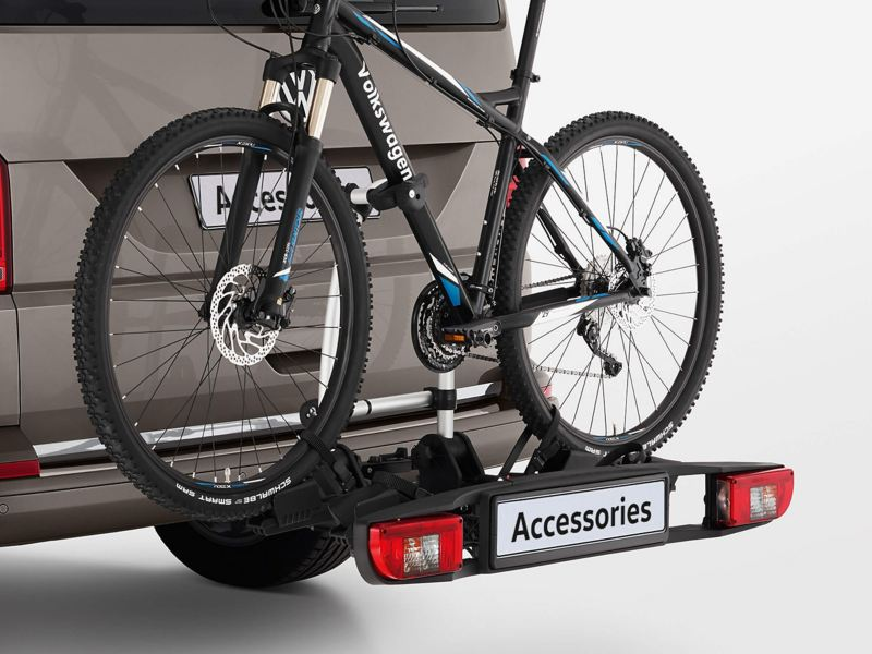 bicycle holder for towbar
