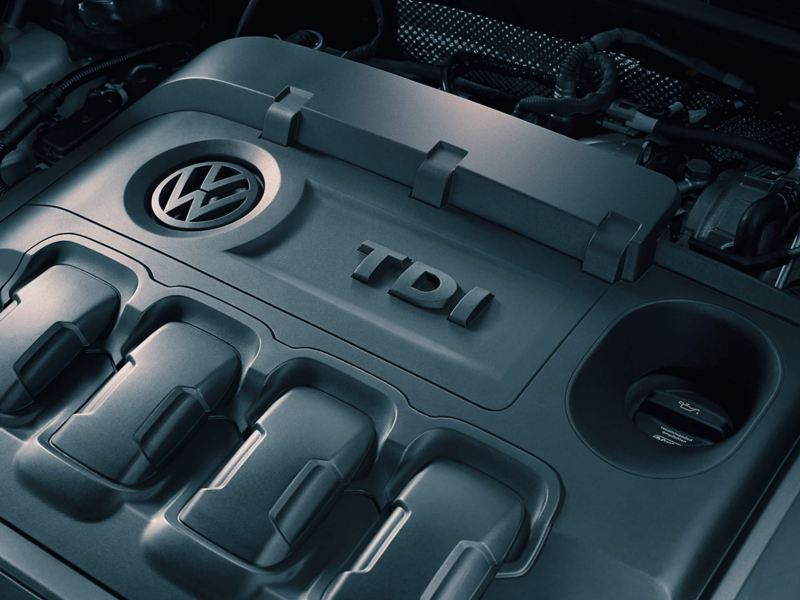 Image of TDI engine
