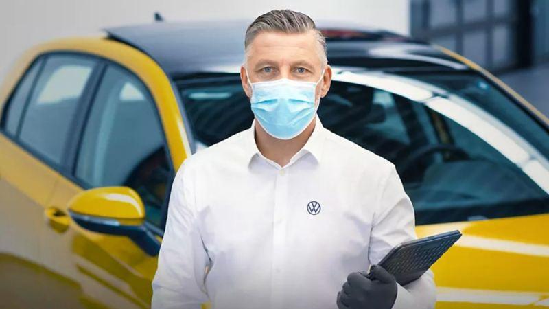 Contrata en nuestro sitio una cita de servicio de mantenimiento VW durante la contingencia por Coronavirus