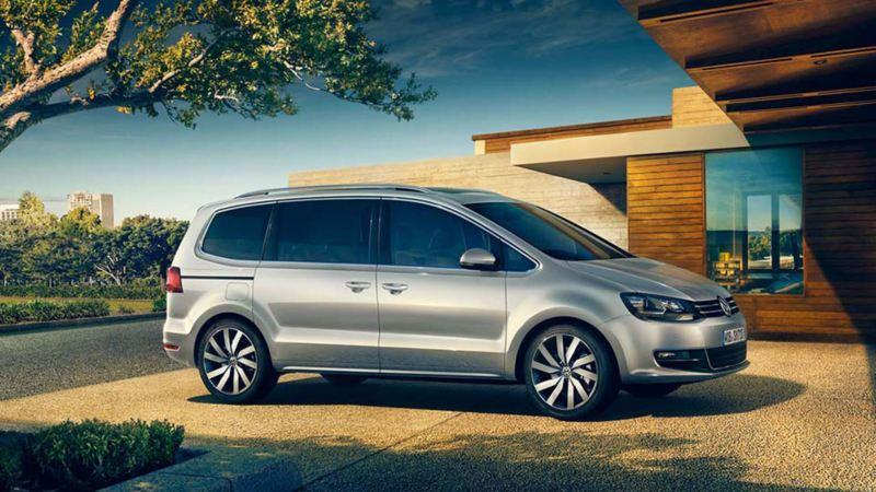 Sharan, la monovolume a 7 posti Volkswagen