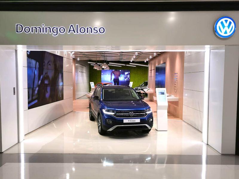 Digital Show Room Volkswagen Gran Canaria