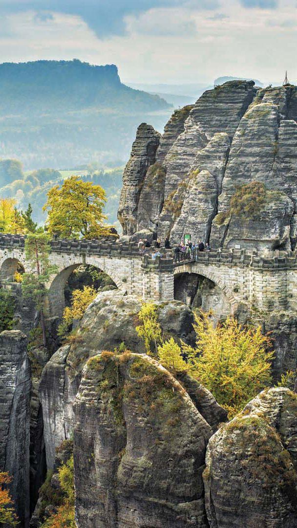 Rowerem po Szwajcarskiej… Saksonii!