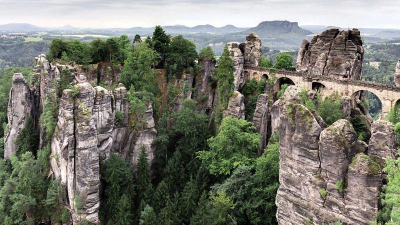 balkon Saksonii