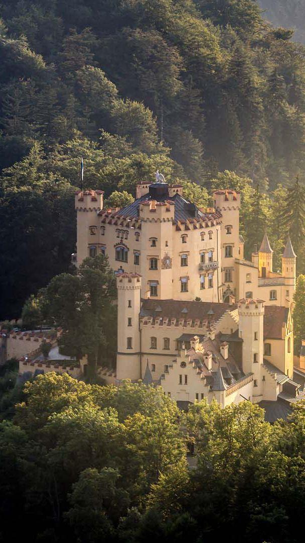Bawaria – zamki, miasta i Alpy!