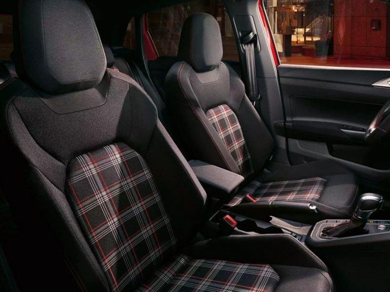 Sièges Polo GTI